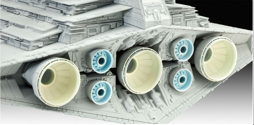 nave imperiale starwars revell